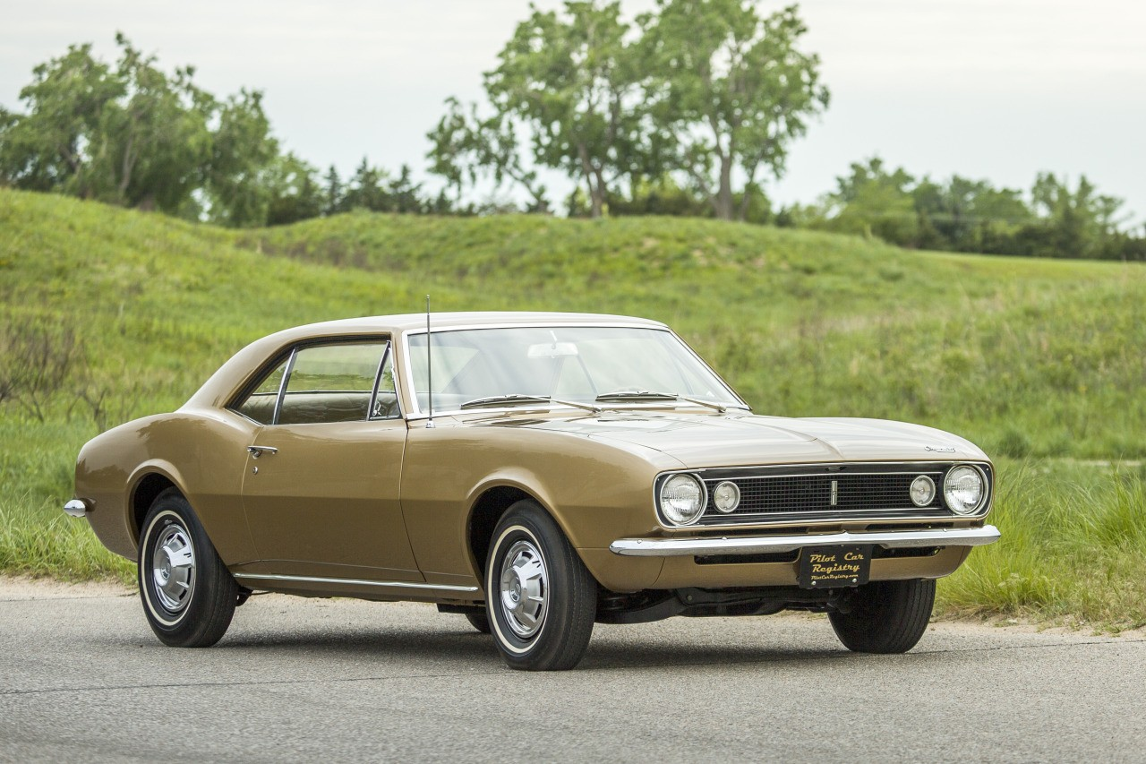 Incredible Story of the Very First Camaro Ever Built