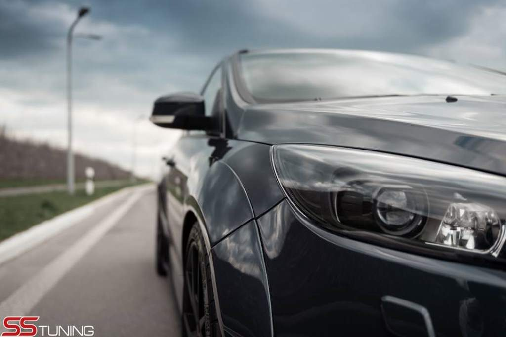 SS Tuning Shows Us What the 2016 Ford Focus ST Sedan Should Be