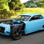 Unique Toyota-Lexus Mash-Up Hot Rod Heading to Auction