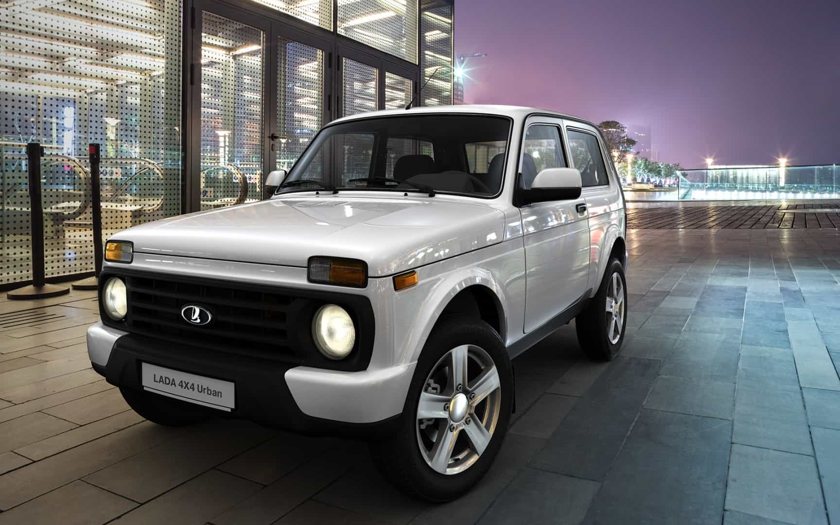 lada niva - Strongest Car Ever?