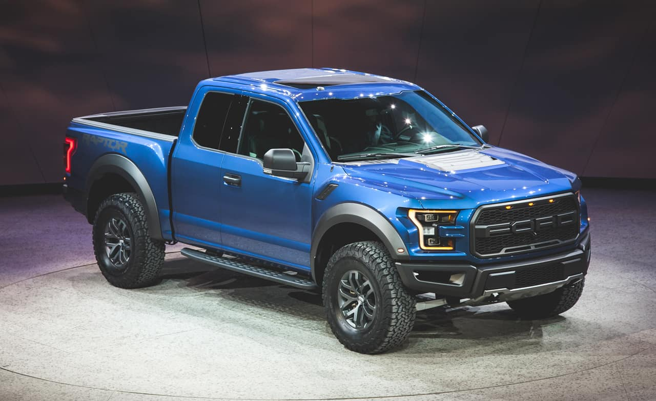 Ford raptor - Strongest Car Ever?