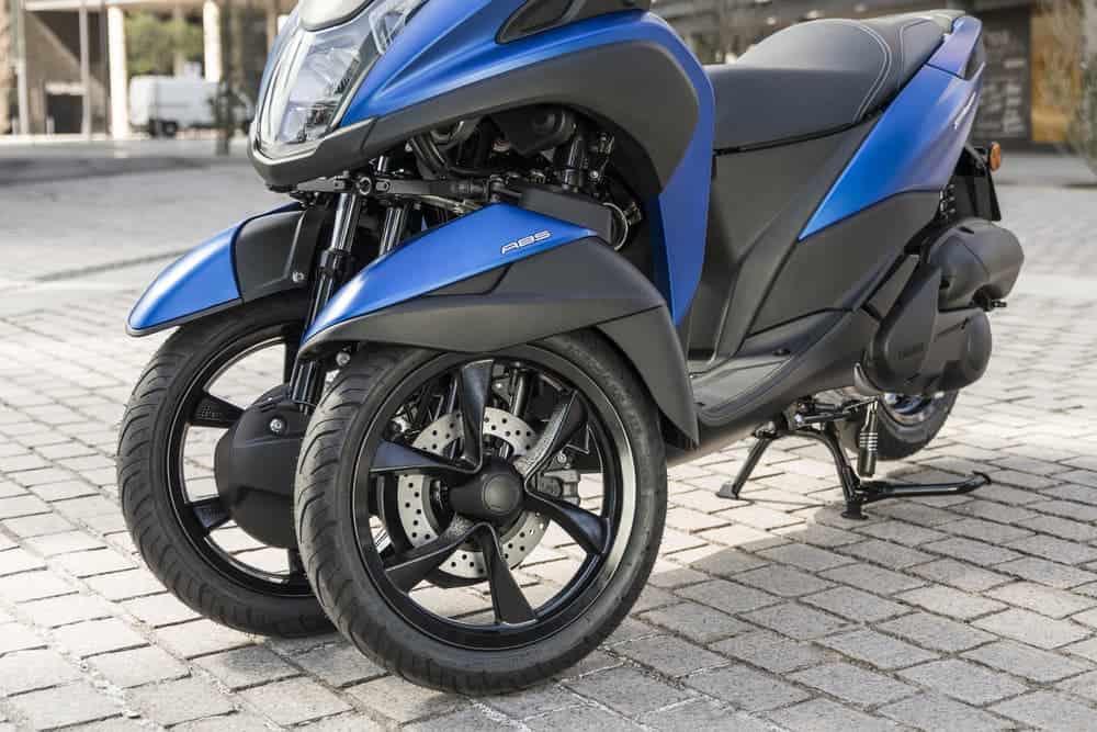 Yamaha Tricity USA 2