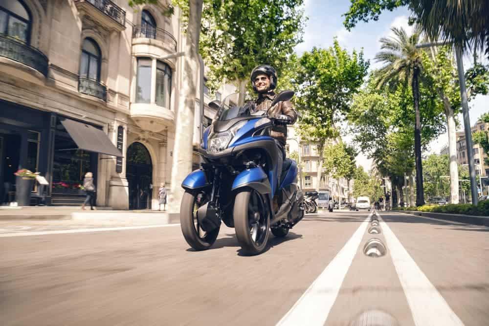Yamaha Tricity USA 5
