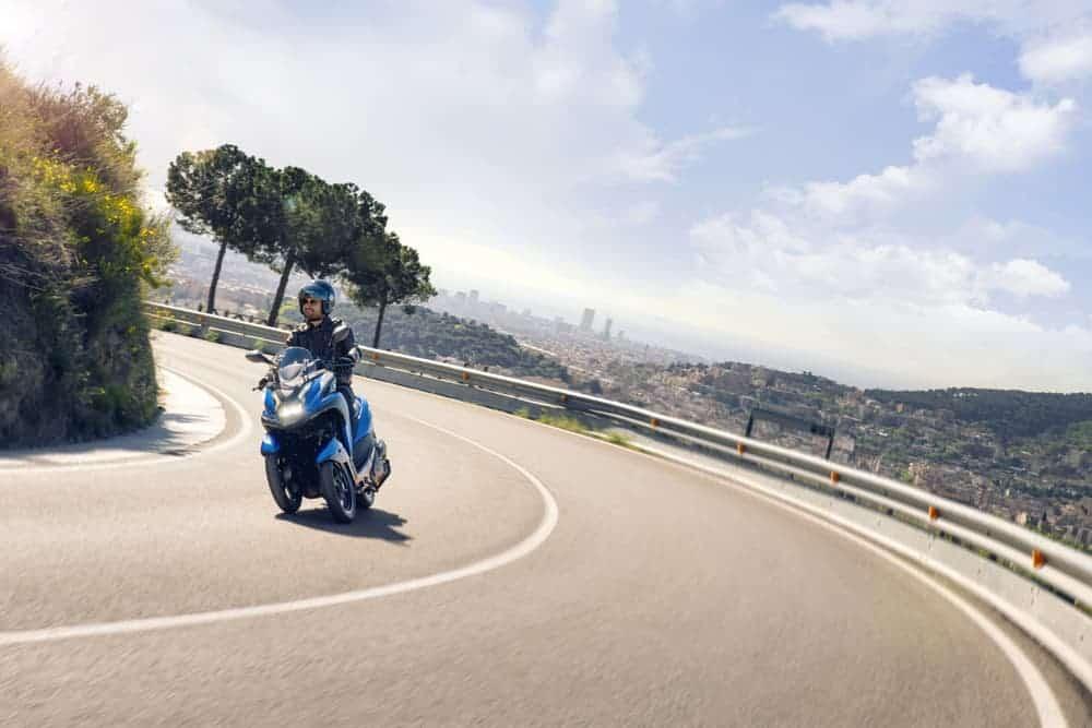 Yamaha Tricity USA 7