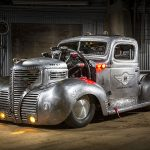 Raw 1939 Plymouth Pickup Draws Power From Radial Airplane Engine