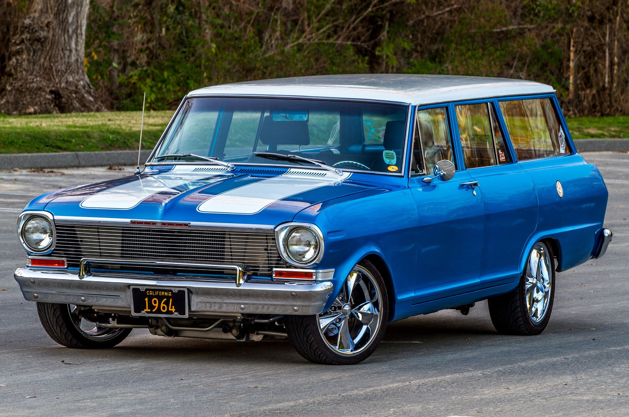 Wagons Can Be Great Resto Mod Material As Demonstrated By This 1964 Chevy Nova moreover Watch moreover Watch furthermore 1959 Chevy Impala Pond Find in addition 1974 Chevy Nova 1974 Chevy Nova Ss Specs Pictures. on 2016 chevrolet impala