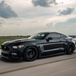 Hennessey Celebrating 25th Anniversary With Brutally Powerful HPE800 Ford Mustang