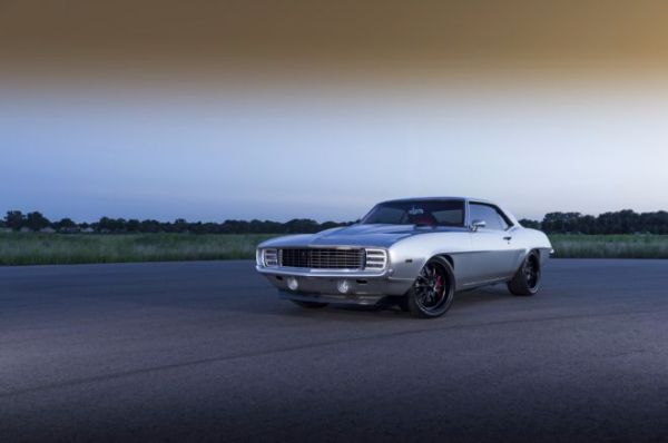 Building a Dream In The Form Of A 700 HP 1969 Camaro
