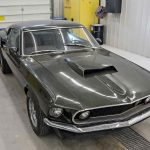 Mustang Boss 429 Awakens From 40-Year Long Slumber
