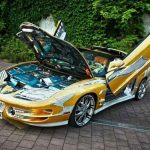 If You Have $4 Million, There's a Kitschy Gold-Plated 2002 Pontiac Trans Am For Sale