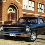 Pitch Black 1967 Chevy Nova Never Goes Out of Style
