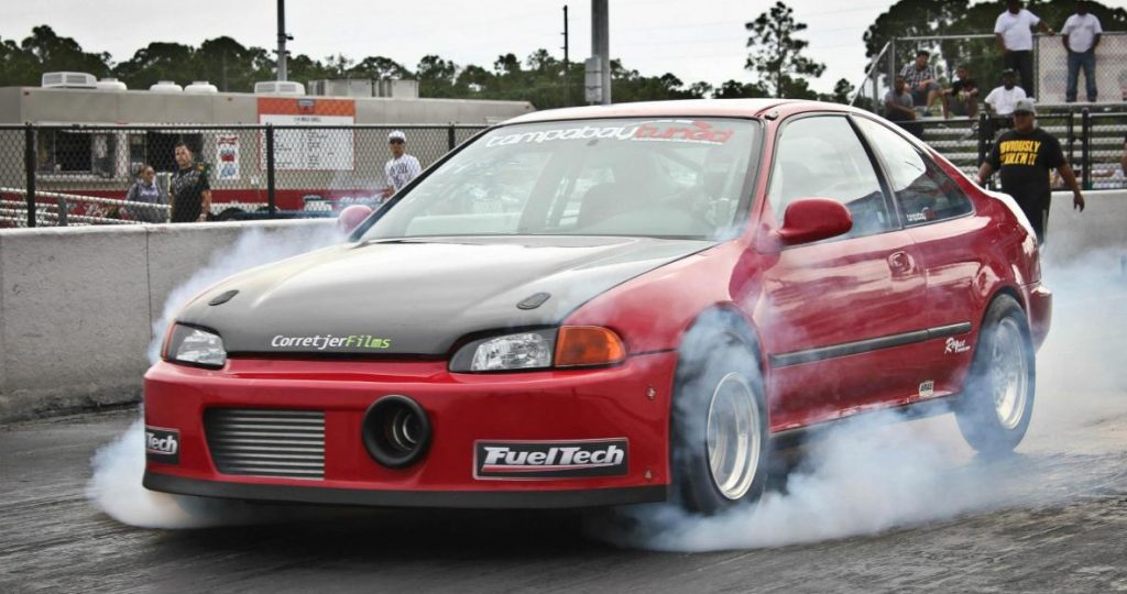 Street-Legal Race Cars - Honda Civic