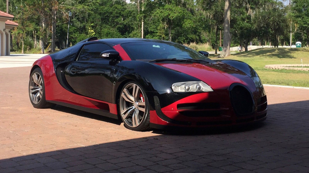 Bugatti Veyron Available on eBay For Only $125,000