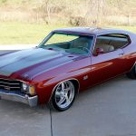 This Sublime 1972 Chevelle SS Resto Mod Hides a 1,200 HP-Capable Beast in its Belly
