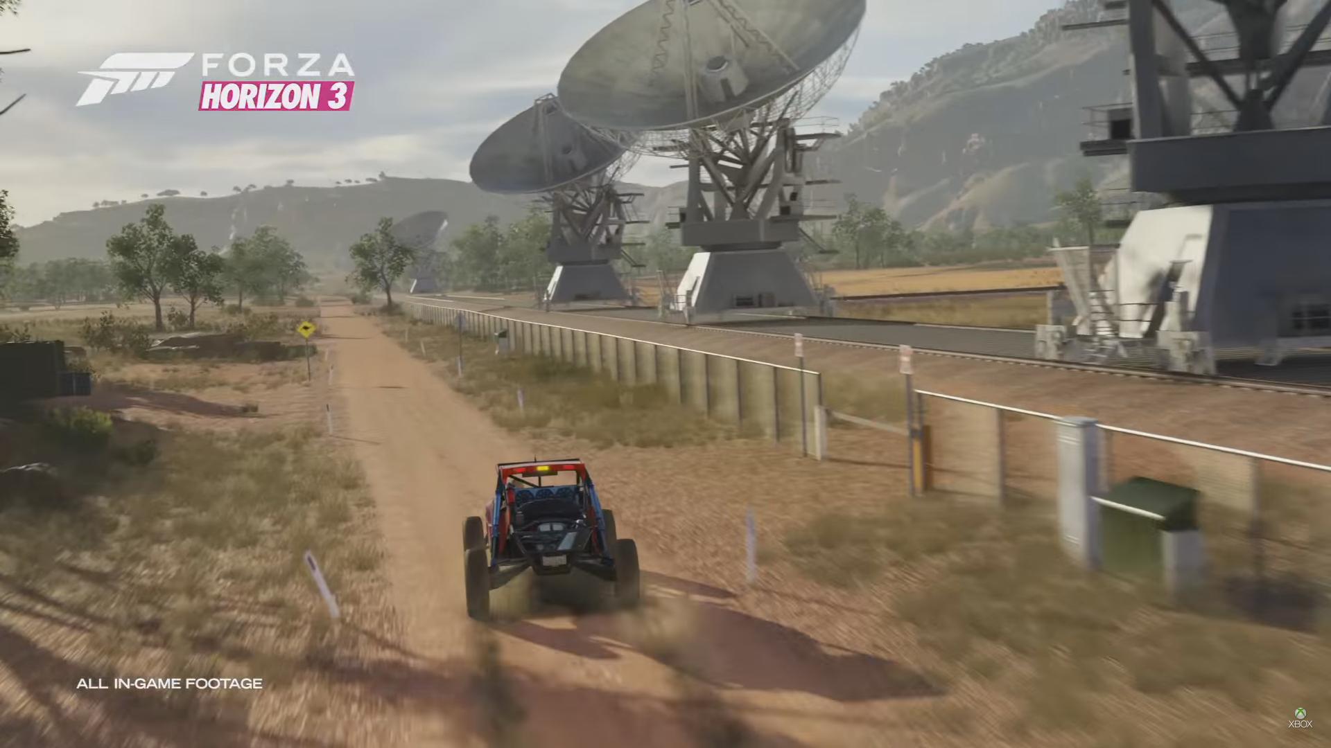 Forza Horizon 3 Official E3 Trailer Featuring Lamborghini Centenario