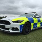 UK Police Gets a New Toy Car and it's a Mustang