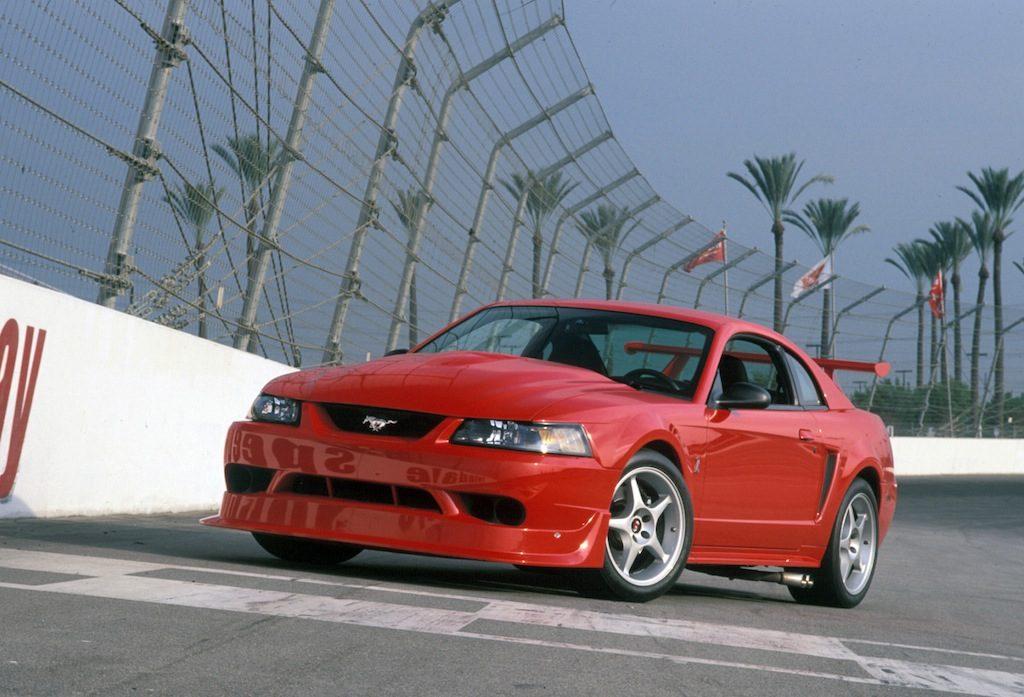 2000 Ford SVT Mustang Cobra R. (02/08/12)