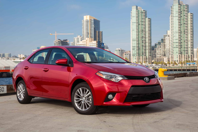 Best Long Lasting Cars - Toyota Corolla