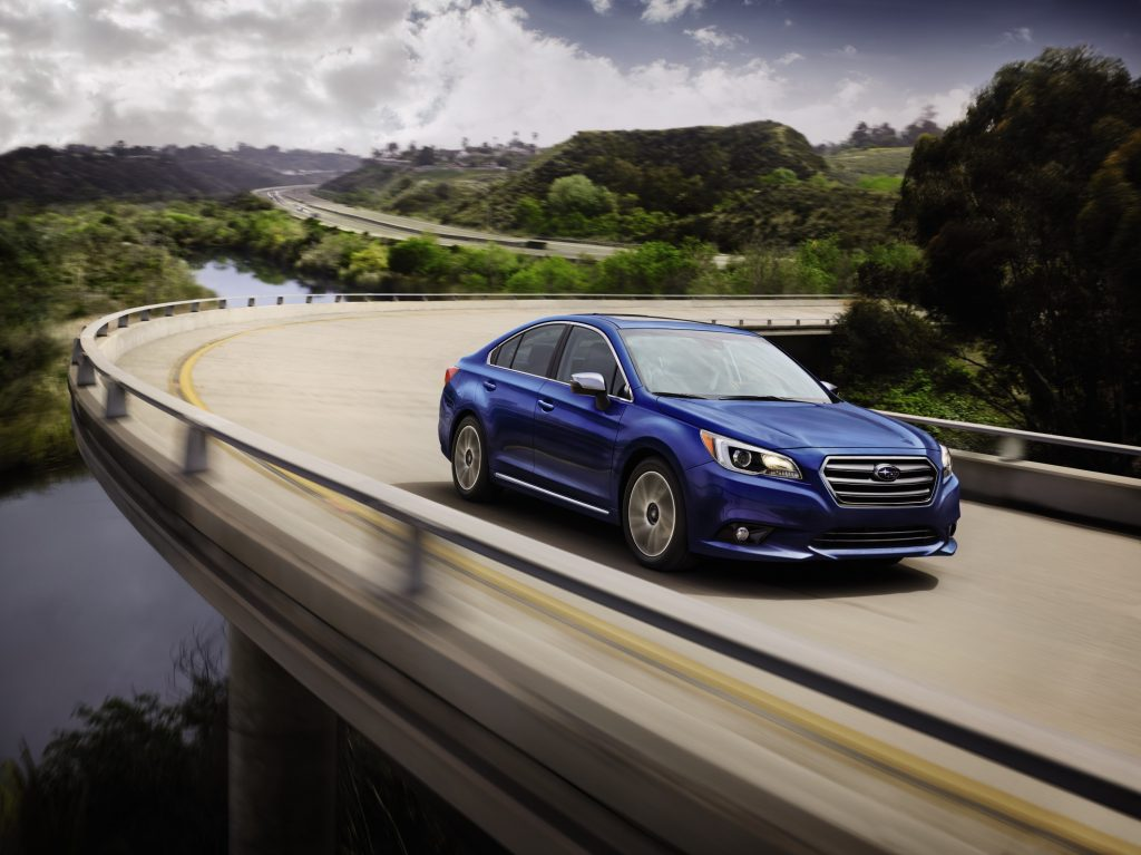 Best Long Lasting Cars - Subaru Legacy