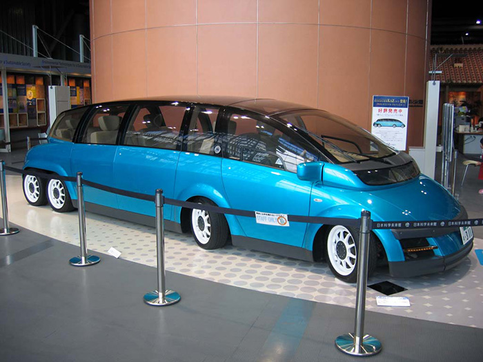 #18. All Electric Limo