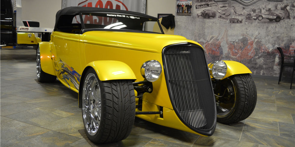 1933 Factory Five Ford Custom Roadster - AutoWise