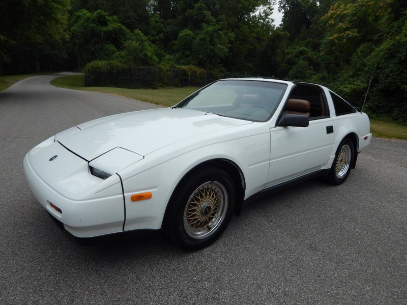 Cars With Pop-Up Headlights: Nissan 300ZX