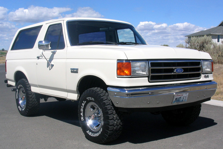 1990_Ford_Bronco_Front