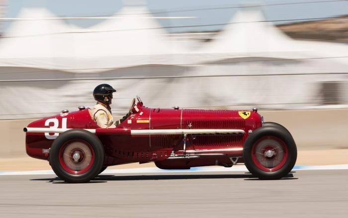 #2. Jon Shirley - Alfa Romeo P3