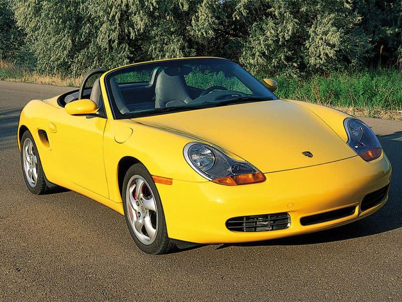 2000 Porsche Boxter 986