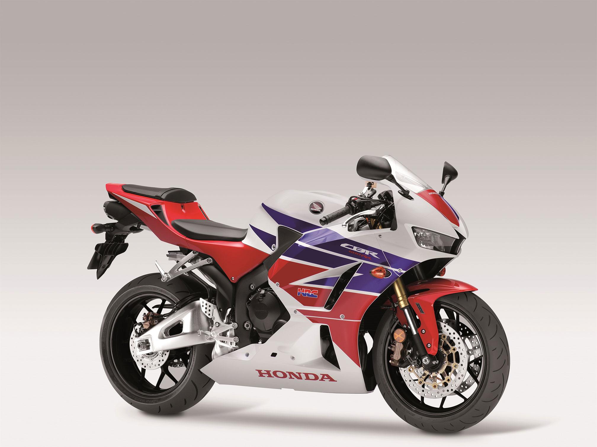 Honda CBR600RR 2