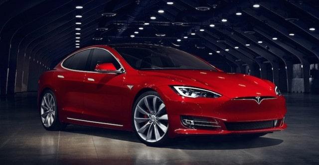 2016 Tesla Model S 90D