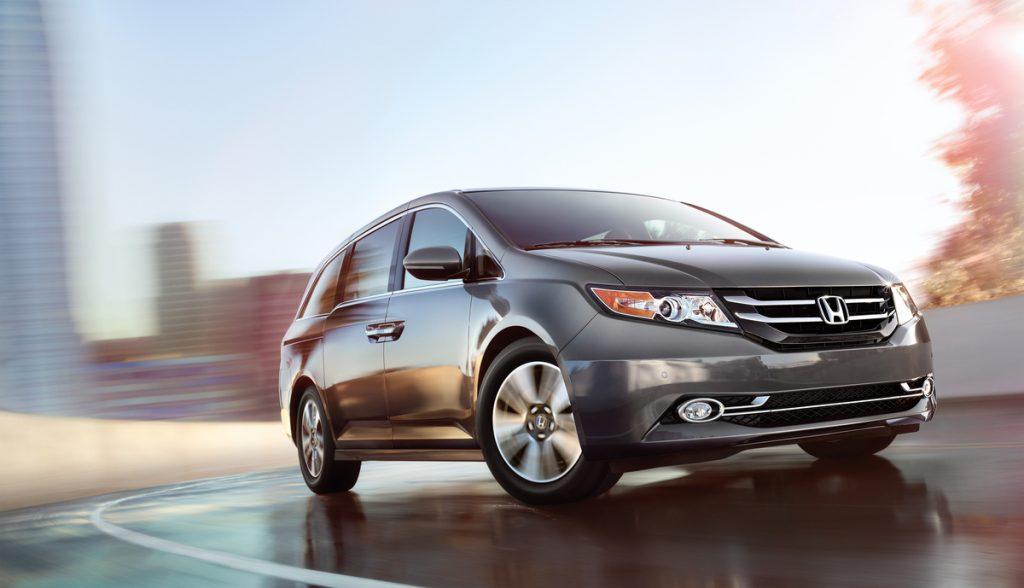 Longest Lasting Cars - Honda Odyssee