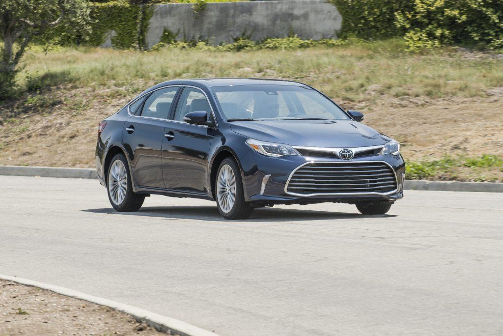 What Car Last The Longest - Toyota Avalon