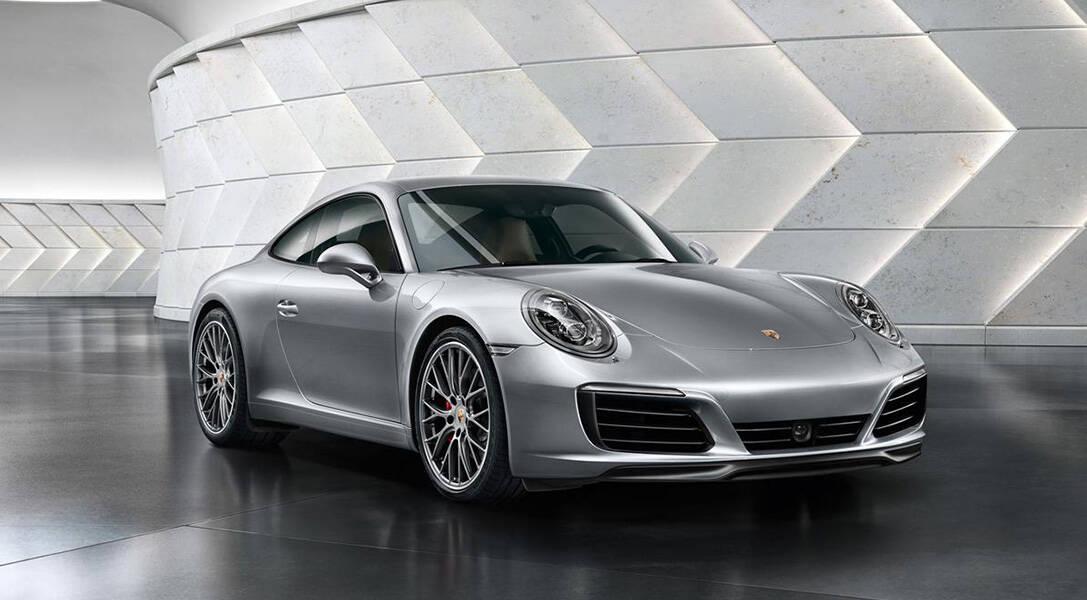 2017 Porsche 911 Carrera 1