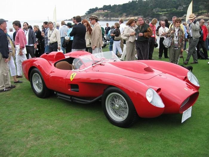 #4. Ralph Lauren - 250 Testa Rossa