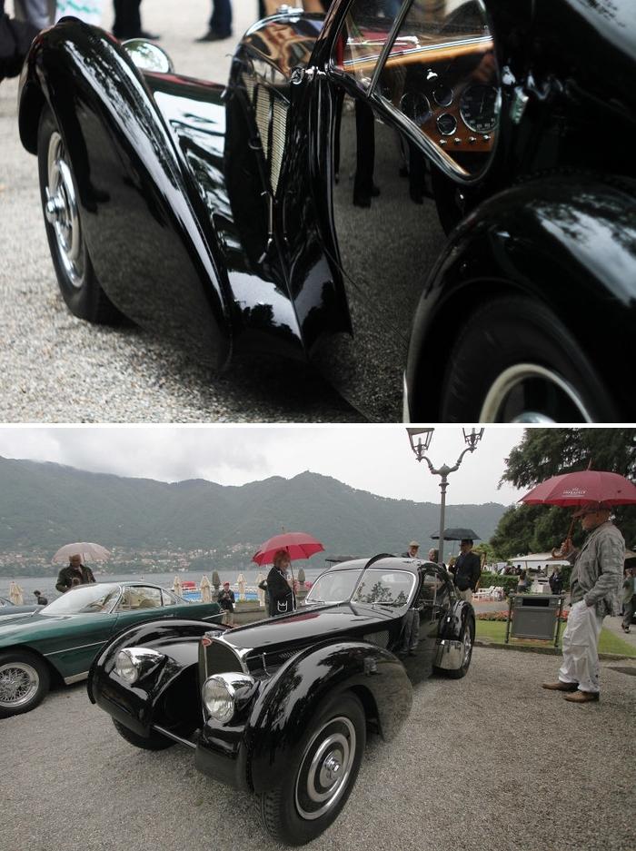 #4. Ralph Lauren - Bugatti Type 57SC