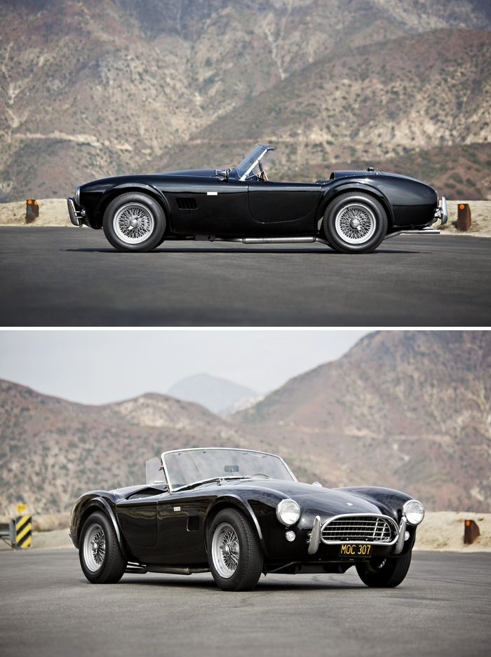 #7. Tim Allen Shelby Cobra