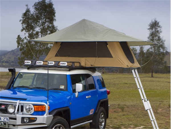 ARB KAKADU ROOFTOP TENT & 10 Top Roof Top Tent And Adventure Trailer Setups