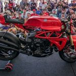 "The ""AGO TT"" MV Agusta Brutale by Deus Ex Machina"