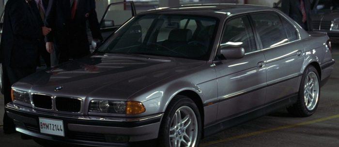 BMW 750 iL (E38) Spy Cars