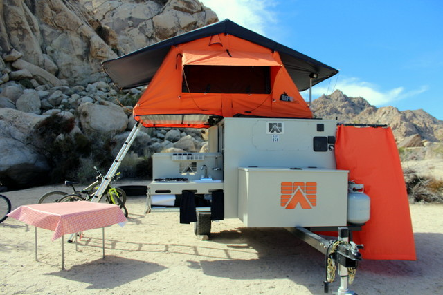 Base Camp Adventure Trailers