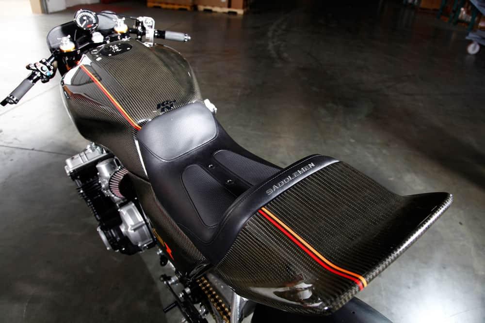 Honda CBX1000 Custom 4