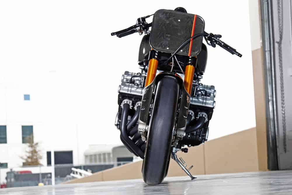 Honda CBX1000 Custom 9