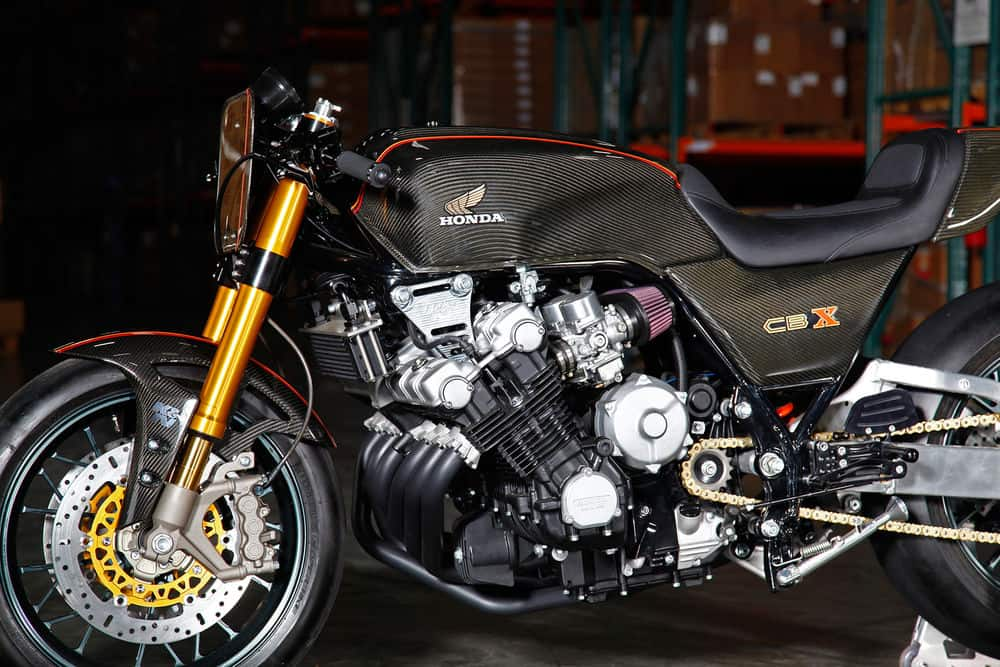 Honda CBX1000 Custom 1