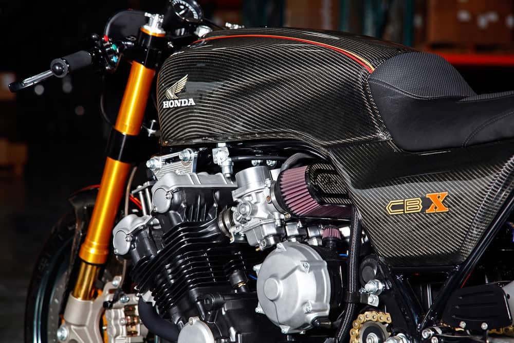 Honda CBX1000 Custom 6