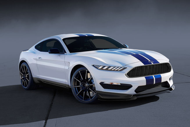 Mustang Concept >> Ford S 2020 Shelby Mustang Concept Car