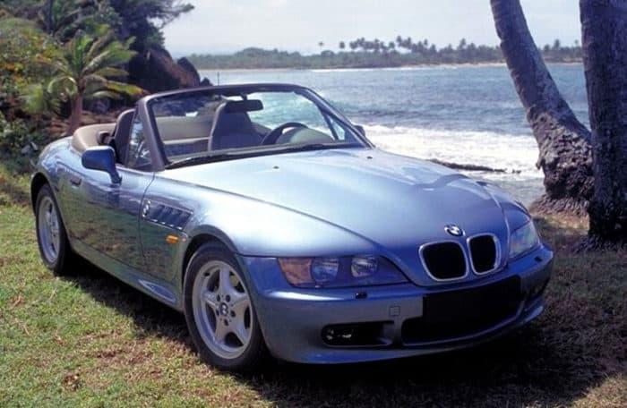 Goldeneye BMW Z3 (E36/7)