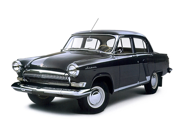 Jay Leno – GAZ-21 Volga