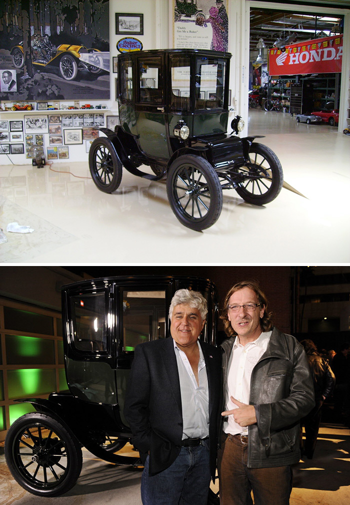 Jay Leno – 1909 Baker Electric
