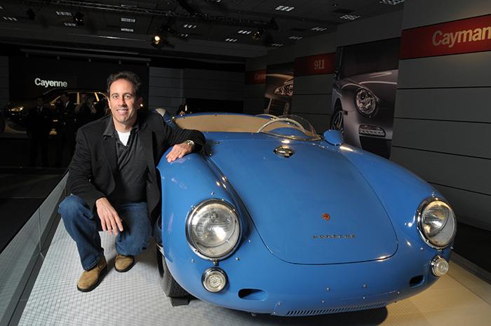 Jerry Seinfeld – 1955 Porsche Spyder